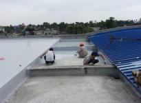Cách phá bỏ sàn mái cũ chống thấm sàn mái mới an toàn