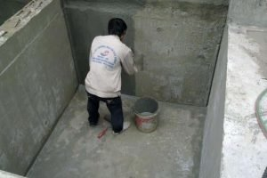 Quy trình thi công chống thấm bể nước chuẩn nhất